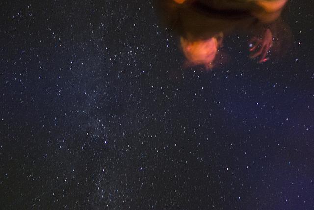 Sommererinnerungen - Die Milchstraße&ich