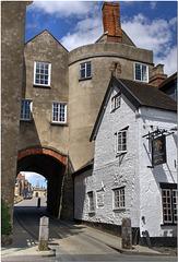 Broad Gate, Ludlow