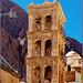 SINAI :  La basilica di Giustiniano