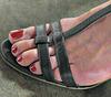 toes and nine west heels