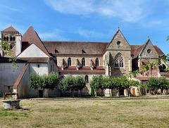 Souvigny - Prieuré Saint-Pierre-et-Saint-Paul