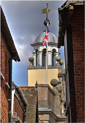 Town Hall, Ludlow