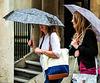 Umbrellas in Bath