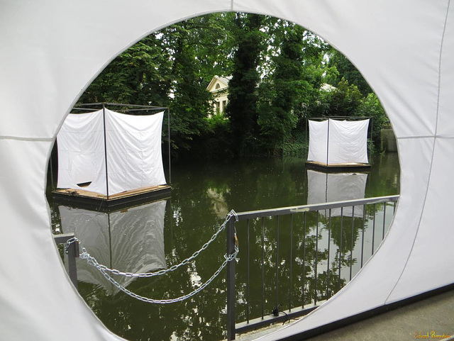 """Fehlte im Programm: """"Satelliten (WT)"""" von Tomás Saracero und Bernd Schulz"""