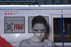 Punk tram Glenelg