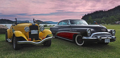 Fraser Lake Car Show