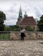 Erfurter Dom und St. Severi - Kirche