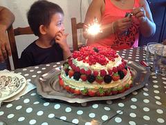 Bon  anniversaire Mamiechat