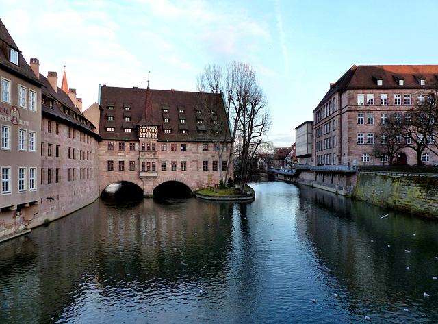 Nuremberg - Heilig-Geist-Spital