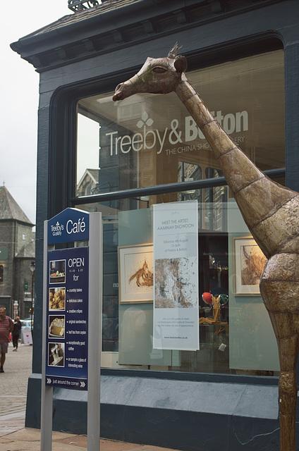 The Keswick Giraffe