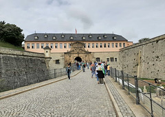 Kommandantenhaus der Zitadelle Petersberg, Erfurt