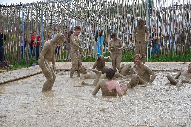 Bains de boue