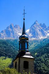 Chamonix - Paroisse Saint-Bernard du Mont Blanc