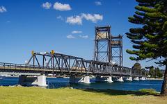The bridge again