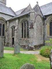 buckland monachorum church, devon