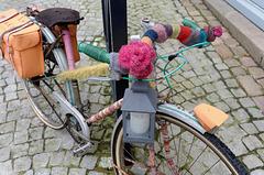 Vélo frileux