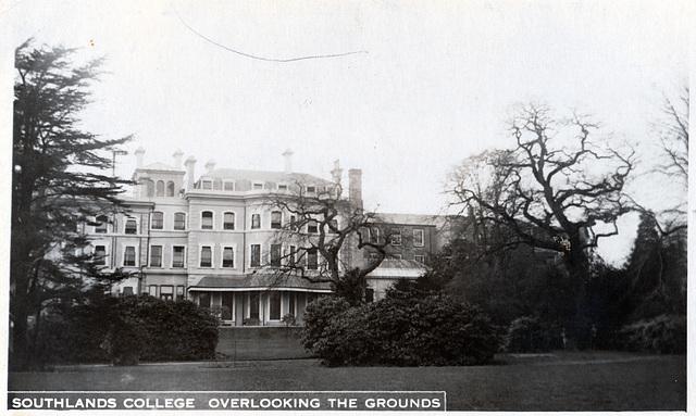Belmont, Wimbledon, Greater London (Demolished 1997)