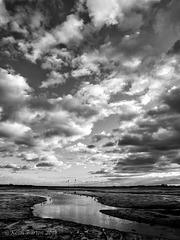 Emsworth - Low Tide