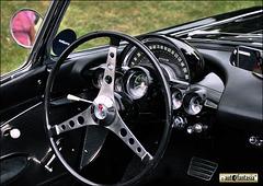 1961 Chevrolet GMC Corvette (C1) - HSU 483