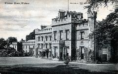 Wishaw House, Lanarkshire, Scotland (Demolished c1953)