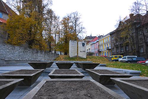 Denkmal für Eduard Vilde