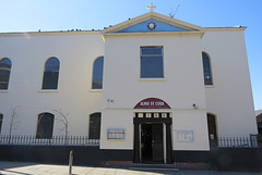 st peter r.c. church, seel st, liverpool