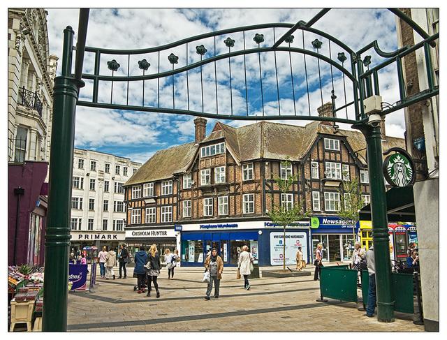 Bromley Market Square