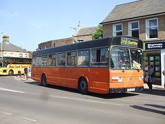 DSCF1855 Former Pennine Motor Services JIL 2795 (XDL 800L) - Fenland Busfest - 20 May 2018