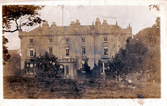 Caldwell House, Lugton, Renfrewshire, Scotland (Abandoned c1985  and now a ruin)