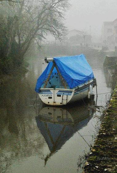 L'Isle-Saint-Georges (Gironde - France)