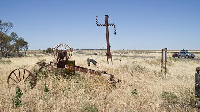 Outback tin man