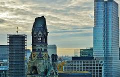 Berliner Türmewelt - Berlin towers