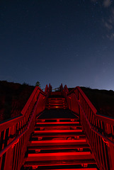 I dont think this is the stairway to Heaven Wrong Colour.................