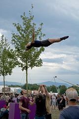 Le cirque  ambulant