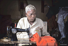 the tailor is not rich