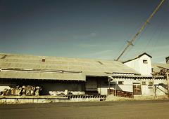 Grain depot