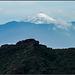 Blick vom Anaga auf den Teide