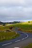 Route en Aubrac