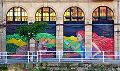 """Graffitis"" - Casco Viejo de Bilbao - Bizkaia"