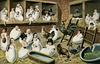 Babies in the Chicken Coop