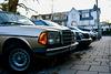 Mercedes-Benz 200 & E320