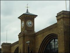 Kings Cross clock tower