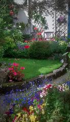 Garden, Saint Day, Cornwall