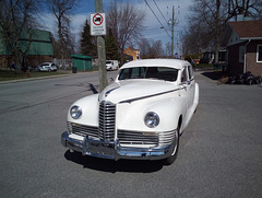 Vieux Ford Packard à vendre / For sale (1)