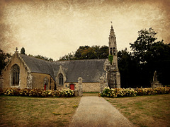 Chapelle St Michel et St Roch MOELAN SUR MER