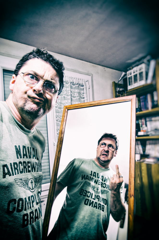 miroir, mon beau miroir....