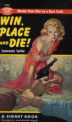 Lawrence Lariar - Win, Place and Die!