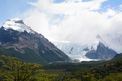 Argentina, Valley of Fitz Roy River