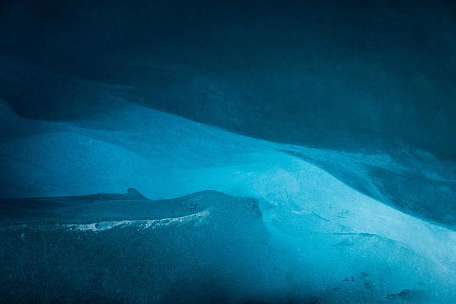 Dans les entrailles de la planète bleue
