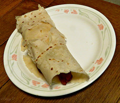 Breafast roll-up